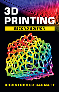 3D Printing Second Edition book cover