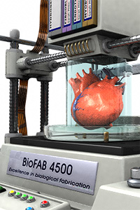Bioprinting graphic