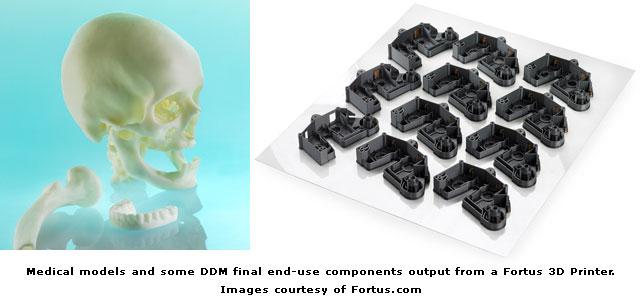 Fortus impressão 3D
