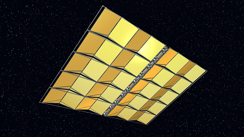 ExplainingTheFuture.com : Future Visions -- Global Warming Solar Sails